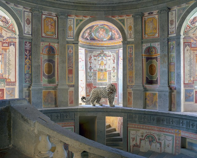 ", 'Villa Farnese, from the series ""Metamorphoses"",' 2015, Danziger Gallery"