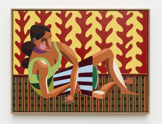 , 'Untitled (I),' 2015, Galleri Nicolai Wallner
