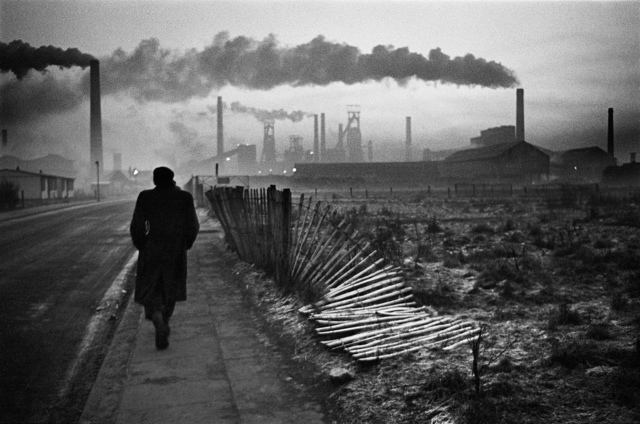 , 'Early Morning, West Hartlepool, County Durham,' 1963, Hamiltons Gallery