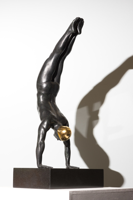 , 'Miniature Diver,' 2015, International Sculpture Center