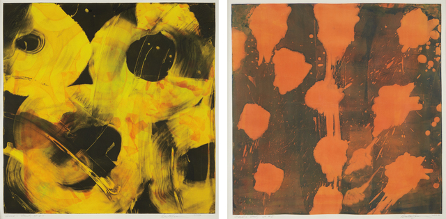 Marylyn Dintenfass, 'Good and Plenty 34 #5; and #9', 2003, Phillips