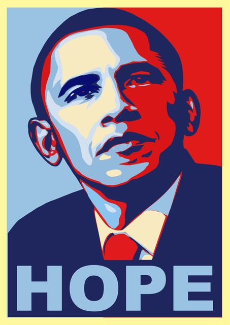 Shepard Fairey, 'Obama Hope', 2008, Dallas Collectors Club