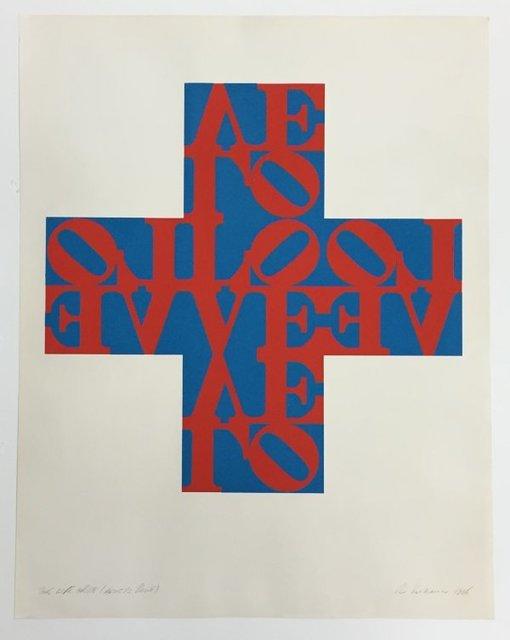 Robert Indiana, 'Love Cross', 1968, Vertu Fine Art