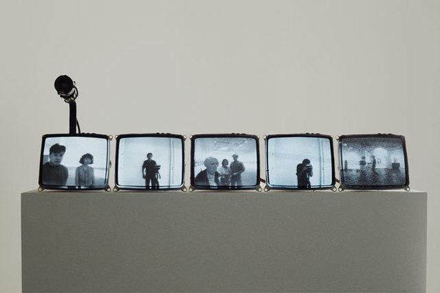 , 'Memory/Recollection,' 1990, Hosfelt Gallery