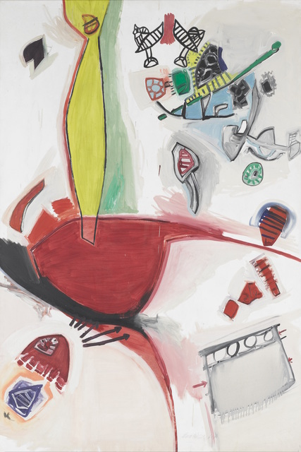 , ' No title  ,' 1964, Seattle Art Museum