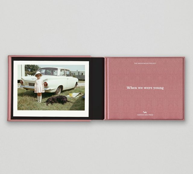 , 'Limited edition print (A) + book: 'When We Were Young',' 2020, Hoxton Mini Press