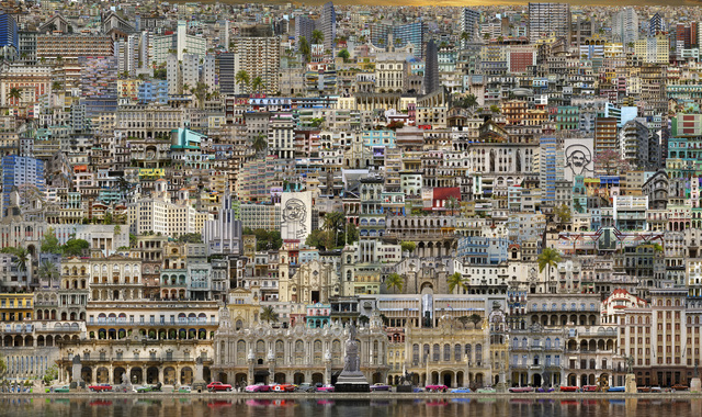 , 'Cuba Veduta,' 2017, Waterhouse & Dodd