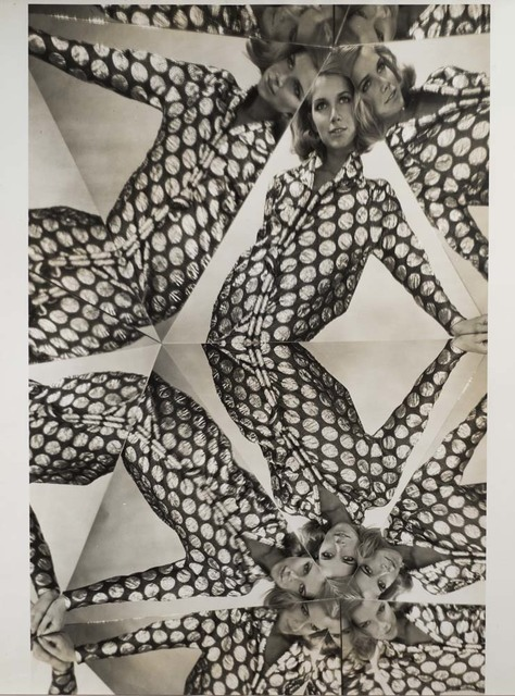 , 'Kaleidoscope for Dayton's Oval Room, New York,' ca. 1964, Osborne Samuel