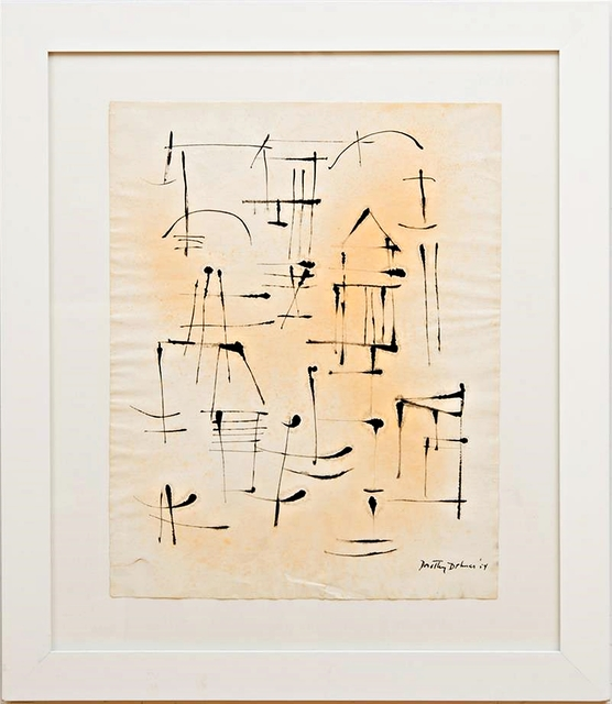 , 'The Letter,' 1954, Alpha 137 Gallery