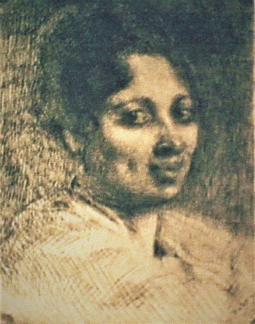 Albert Besnard, 'Peppina', 1919, Redbud Gallery