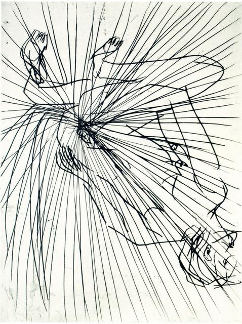 , 'Mittelpunkt,' 1995-1996, Henze & Ketterer