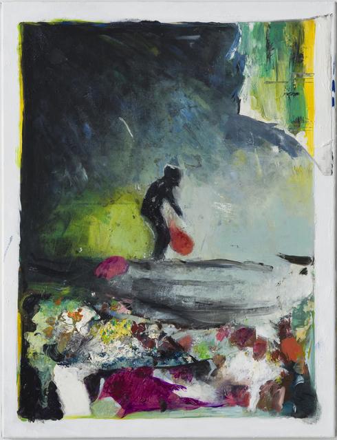 , 'Le Petit Ramasseur de Poches,' 2017, Galerie Crone