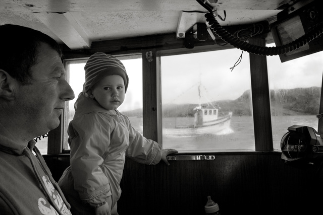 Paul Glazier, 'Iain & Katie, from The Vatersay Series', 2011, ElliottHalls