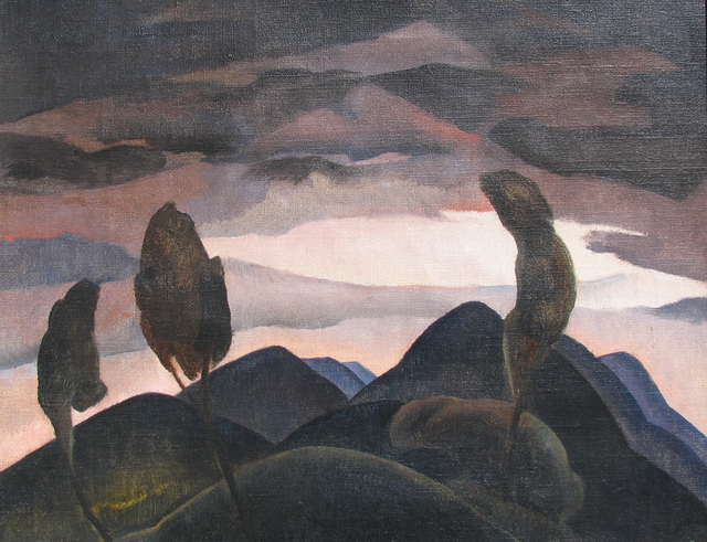 , 'A Song Without Words,' 1927, Caldwell Gallery Hudson