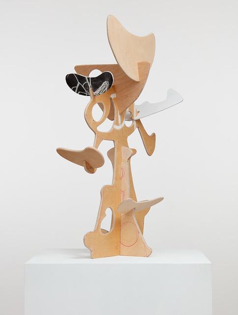 Aaron Curry, 'Heady Headspace', 2019, David Kordansky Gallery