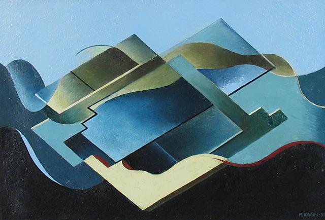 Frederick I. Kann, 'Untitled', 1931, Caldwell Gallery Hudson