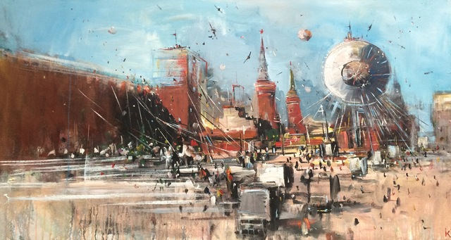 ", '""Kremlin 6"",' 2015, Krokin Gallery"