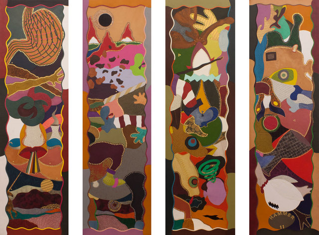 Jonathan Hammer, 'CRYPTO', 2011, F2 Galería