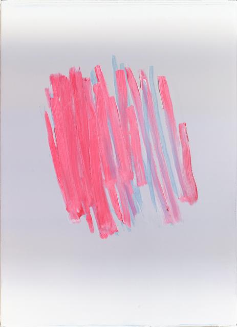 , 'KEIN TITEL, B 211216,' 2016, Walter Storms Galerie