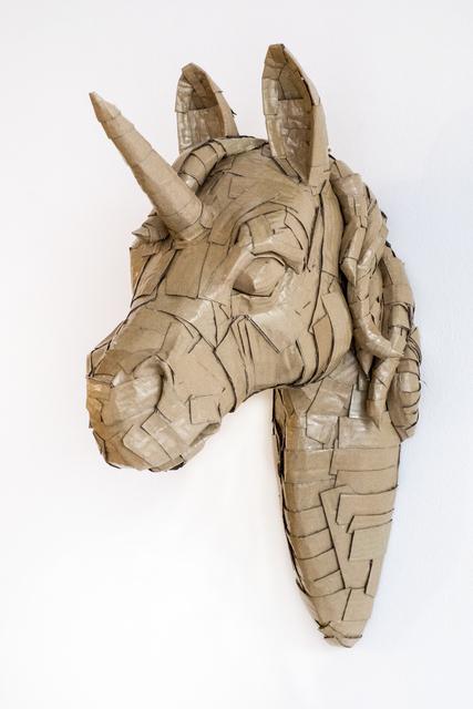 Laurence Vallières, 'Unicorn', 2019, Affenfaust Galerie