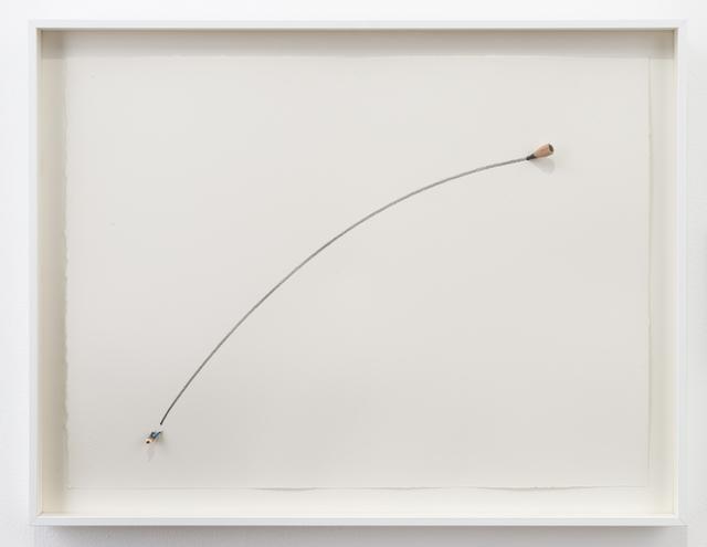 , 'Pencil 1,' 2016, Castor Gallery