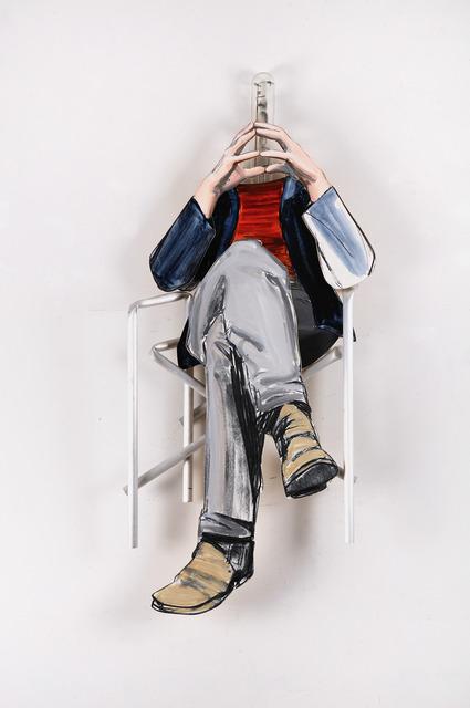 , 'El jugador,' 2013, Dharma Fine Arts