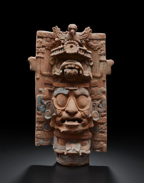 , 'Censer Maya - Chiapas - Mexico,' 500-900 CE, Galerie Mermoz