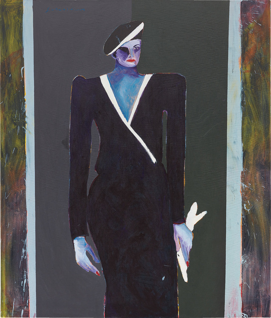 Fritz Scholder, 'Entity No. 1', Phillips