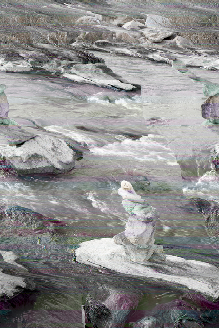 , 'Rock Stacking,' 2015, Gaa Gallery