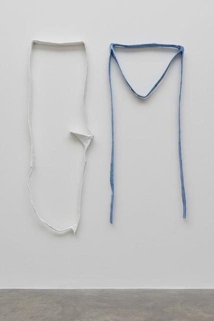, 'made boats,' 2017, Kerlin Gallery