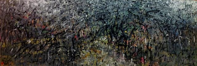 , 'New Year's Garden,' 2015, International Modern Art Gallery
