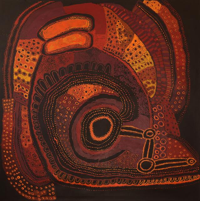 , 'Ngayuku Mamaku Ngura (My Father's Country),' 2019, APY Gallery