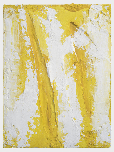 , 'Opera Amarillo Blanco III,' 2013, Contini Art UK