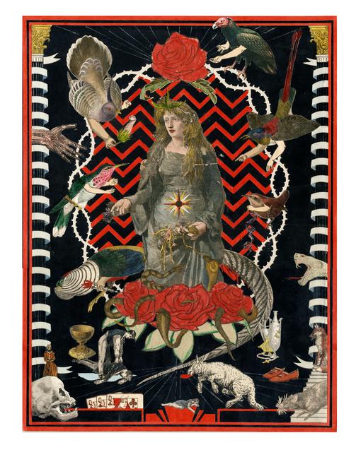 , 'Ophelia Beset by Suitors,' 2016, Jonathan Ferrara Gallery