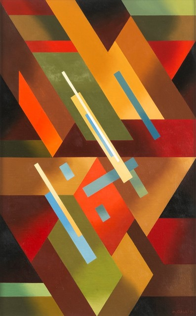 Aldo Galli, 'Senza titolo', 1970, Painting, Oil on canvas layed on panel, Finarte