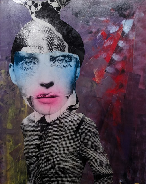 , 'Horizontal Farrugut Twist,' 2014, Avant Gallery
