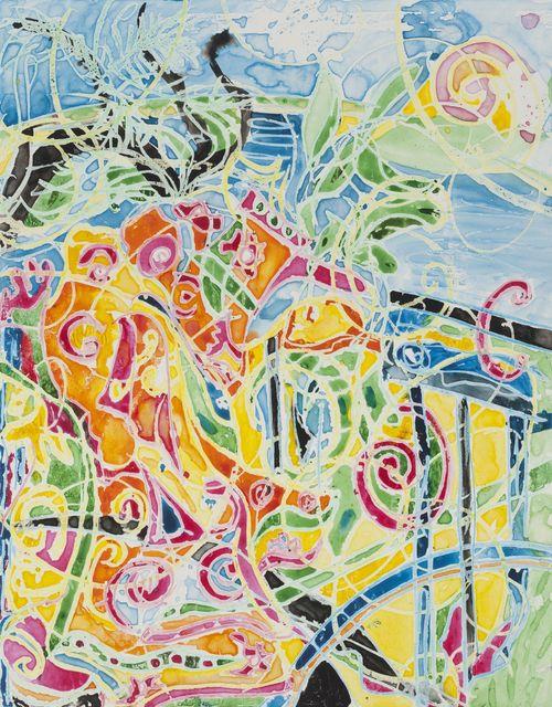 , 'Kaleidoscope,' 2016, Childs Gallery