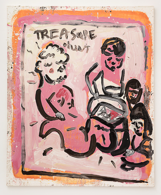 , 'Treasure Hunt (Boys),' 2017, Ever Gold [Projects]
