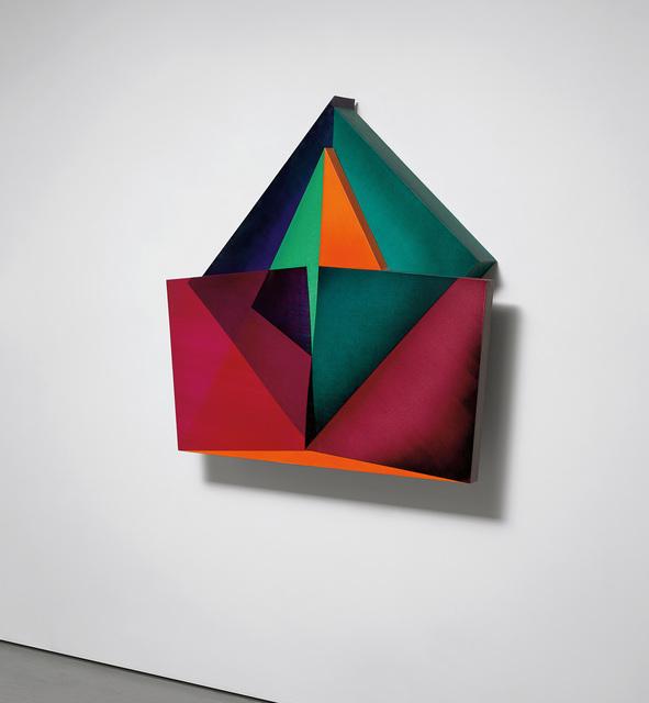 Dorothea Rockburne, 'Oxymoron', 1987-1988, Phillips