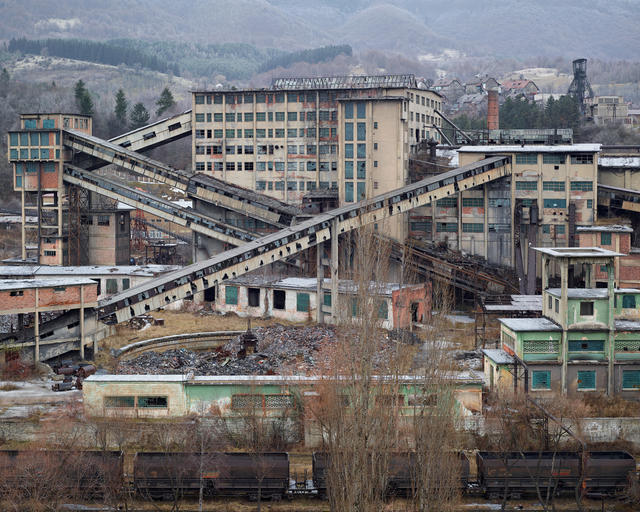 Tamas Dezso, 'Lupeni Coal Mine (Lupeni, Central Romania), 2014', 2014, The Photographers' Gallery | Print Sales