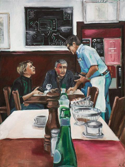, 'Bodega XIII (Restaurant in Basel),' 2019, Sarasin Art