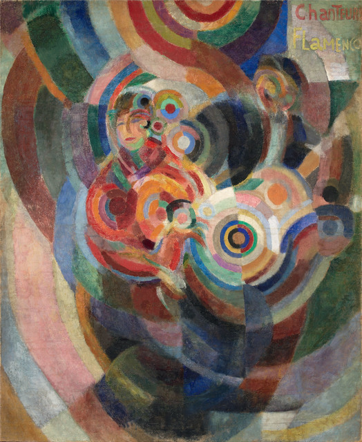 , 'Flamenco Singers, known as Large Flamenco,' 1915-1916, Tate