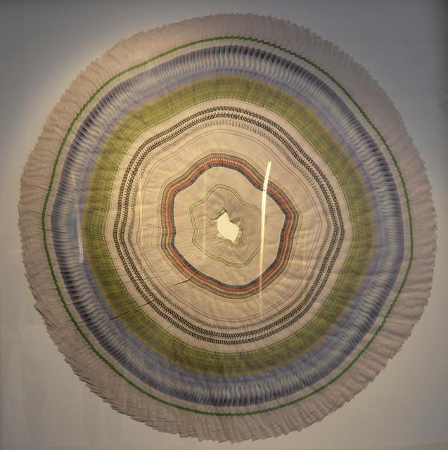 , 'Anillos del Tiempo,' 2011, LGM Arte Internacional