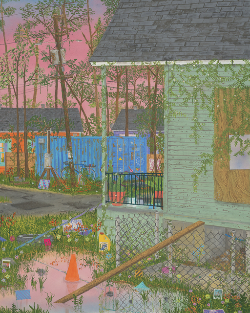 , 'July,' 2018, Antieau Gallery