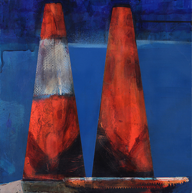 , 'Cones: Married Couple / Cautionary Tales,' 2015, Andra Norris Gallery