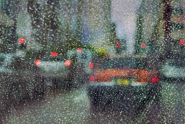 , 'Driving Rain,' , Chicago Art Source