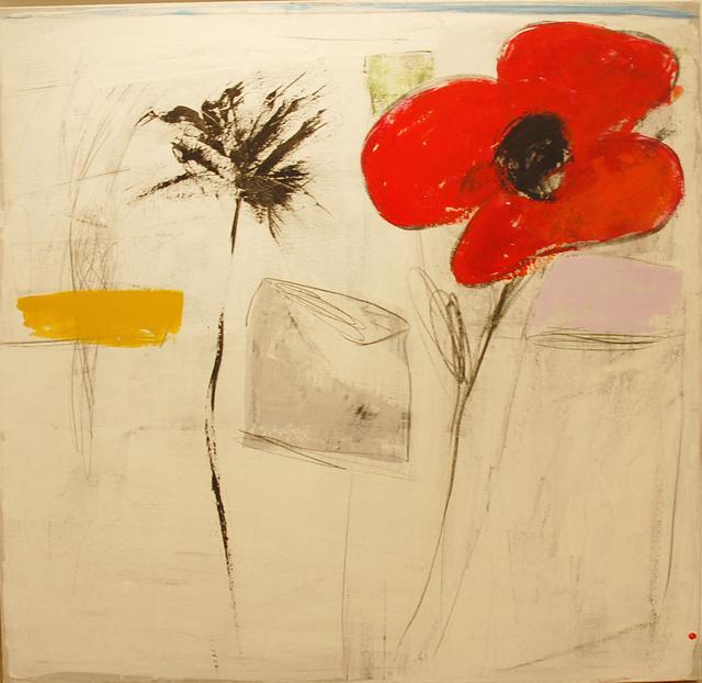 , 'Big Red Flower,' 2013, Dan Gallery