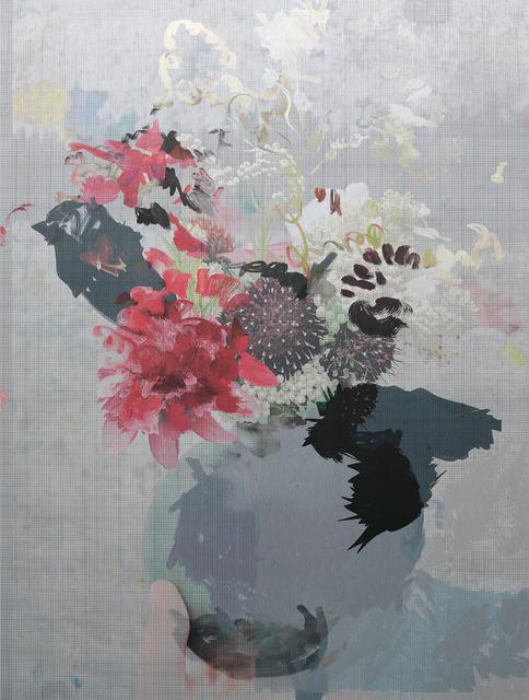 ", '""327turbofire""5614Jx3(G)modem_999dolarsarefaretoasia,' 2018, Danziger Gallery"