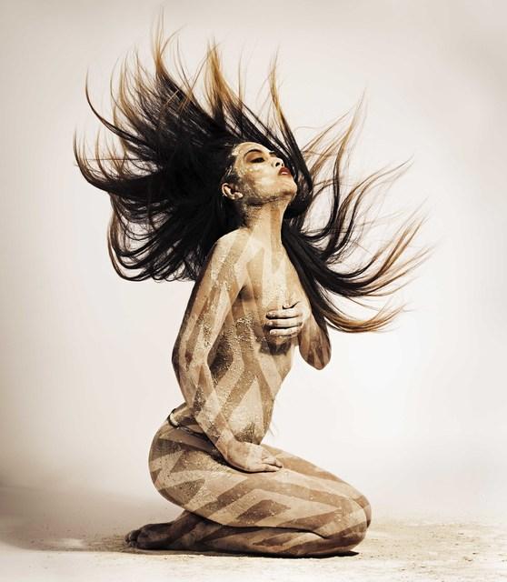 , 'Kaa (Clay Lady with Mesa Verde Design),' 2017, David Richard Gallery
