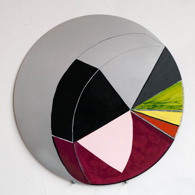 , 'Serie Radial. Horizontes circulares #9,' 2017, Galería Joan Prats